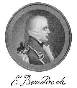 Maj. Gen. Edward Braddock