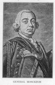 Lt. Col. Robert Monckton